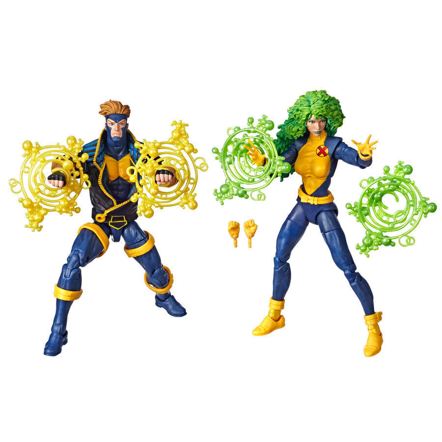 Marvel Legends Series X-Men 2-Pack Figures