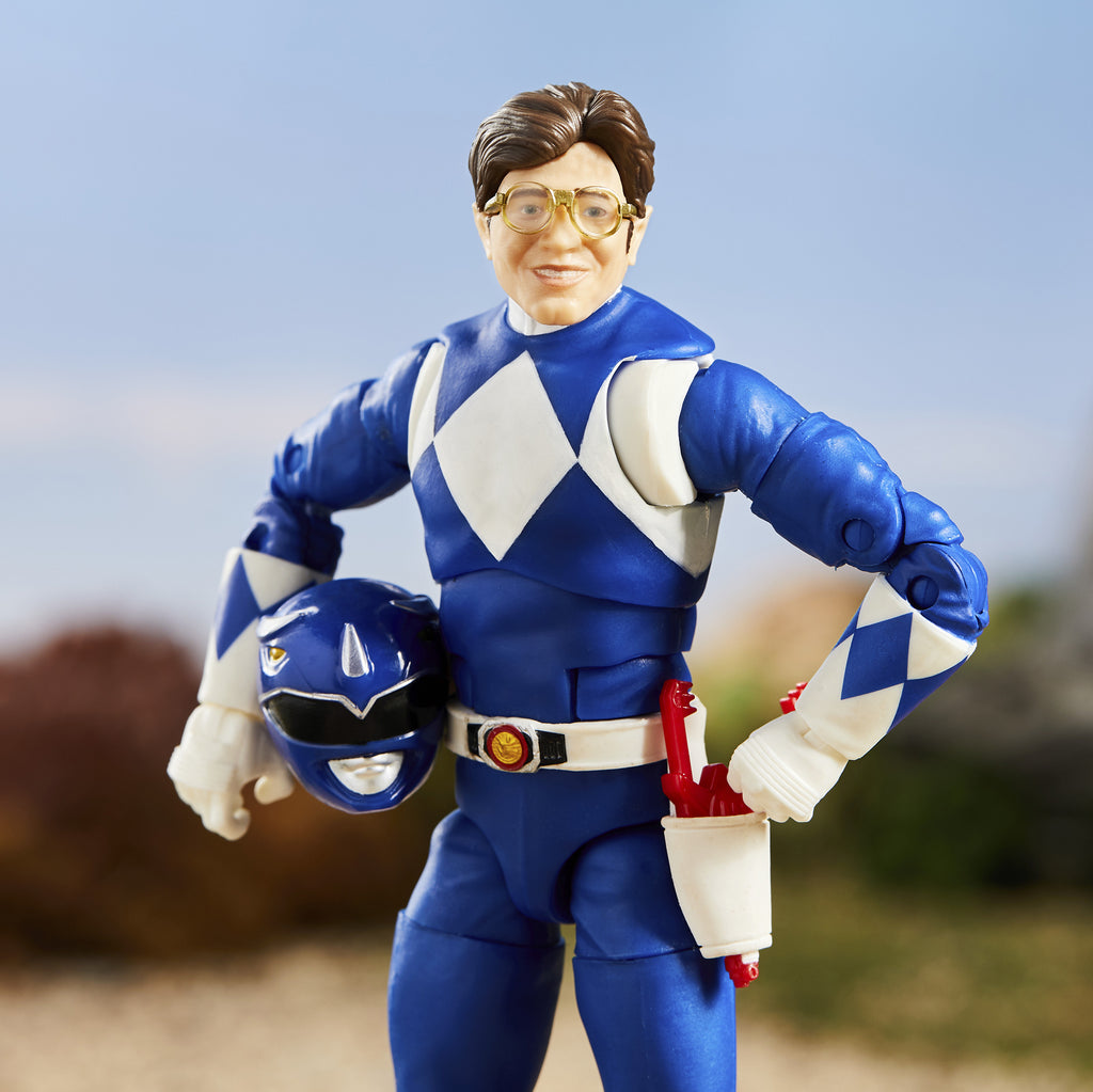 Mighty Morphin Power Rangers Legacy BLUE RANGER Action Figure