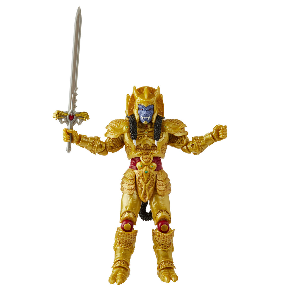 Power Rangers Lightning Collection Mighty Morphin Goldar Figure