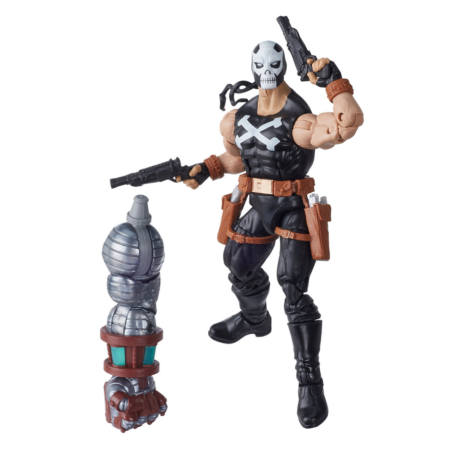 Marvel Black Widow Legends Series Crossbones Action Figure