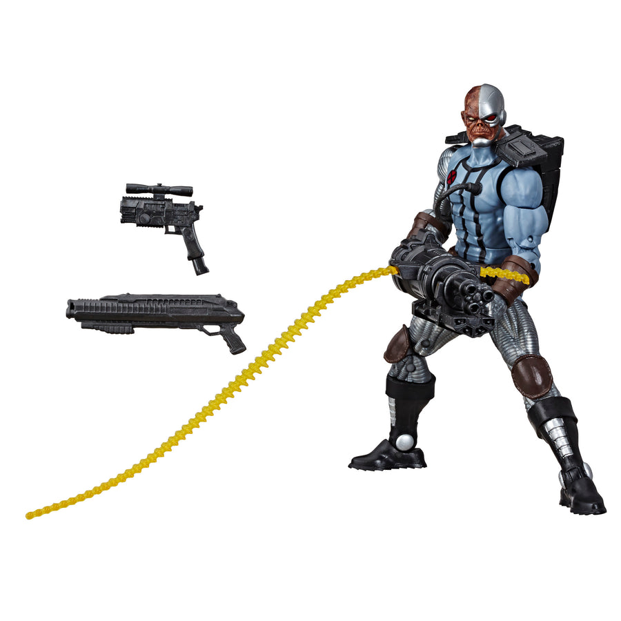 Marvel Legends Series Deathlok Figure and Accessories