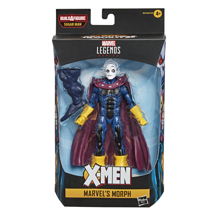 Marvel Legends Series Morph Figure X-Men: Age of Apocalypse Collection Packaging