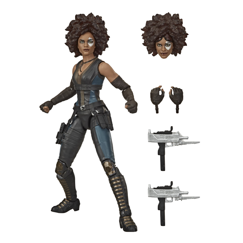 Marvel Legends Series X-Men Marvel's Domino