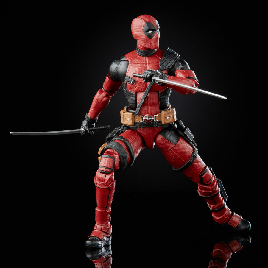 Marvel Legends Series Deadpool and Negasonic Teenage Warhead