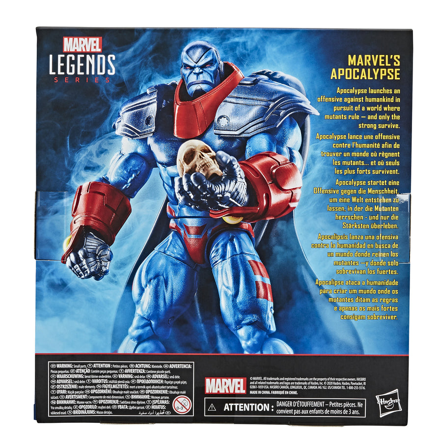 Marvel Legends Series Deluxe Apocalypse
