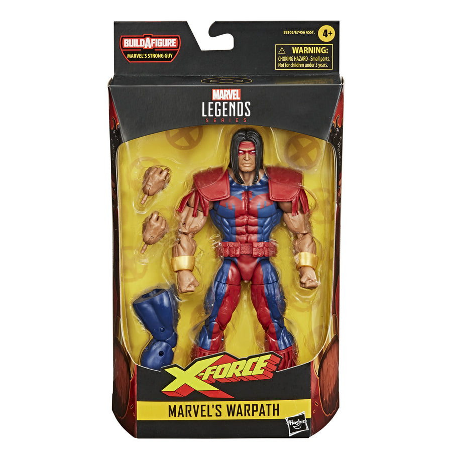 Marvel Legends Series Marvel's Warpath