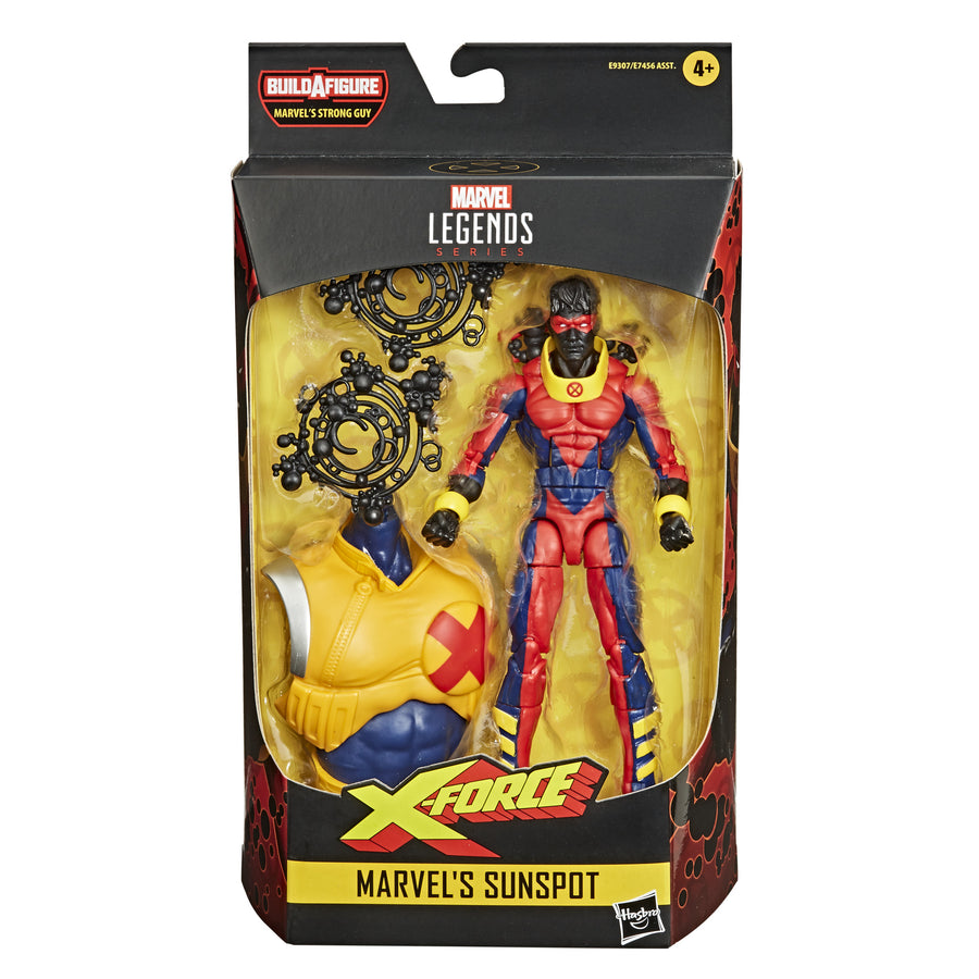Marvel Legends Series Marvel's Sunspot