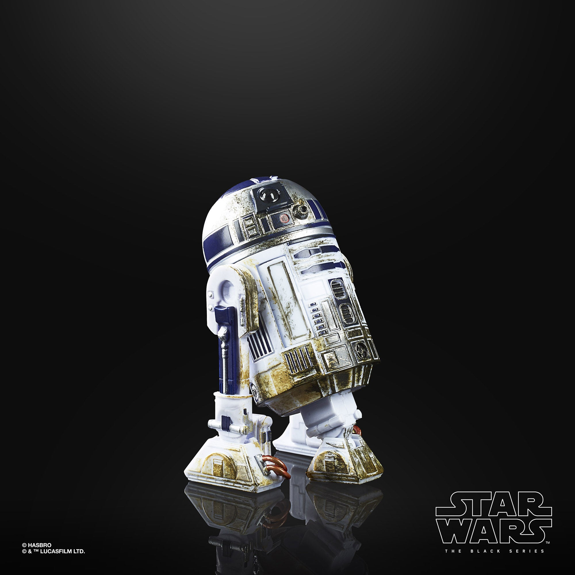 Details about  /2008 Star Wars 30th Anniversary ROTS Artoo-Detoo R2-D2 Action Figure # 30-04