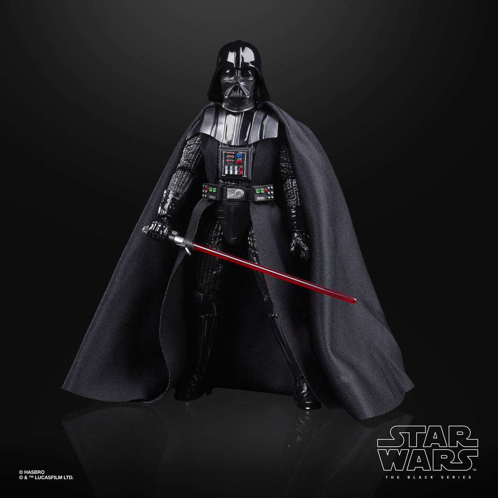 Star Wars The Black Series Darth Vader Hasbro Pulse