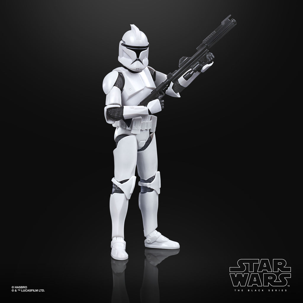 Star Wars The Black Series Phase I Clone Trooper