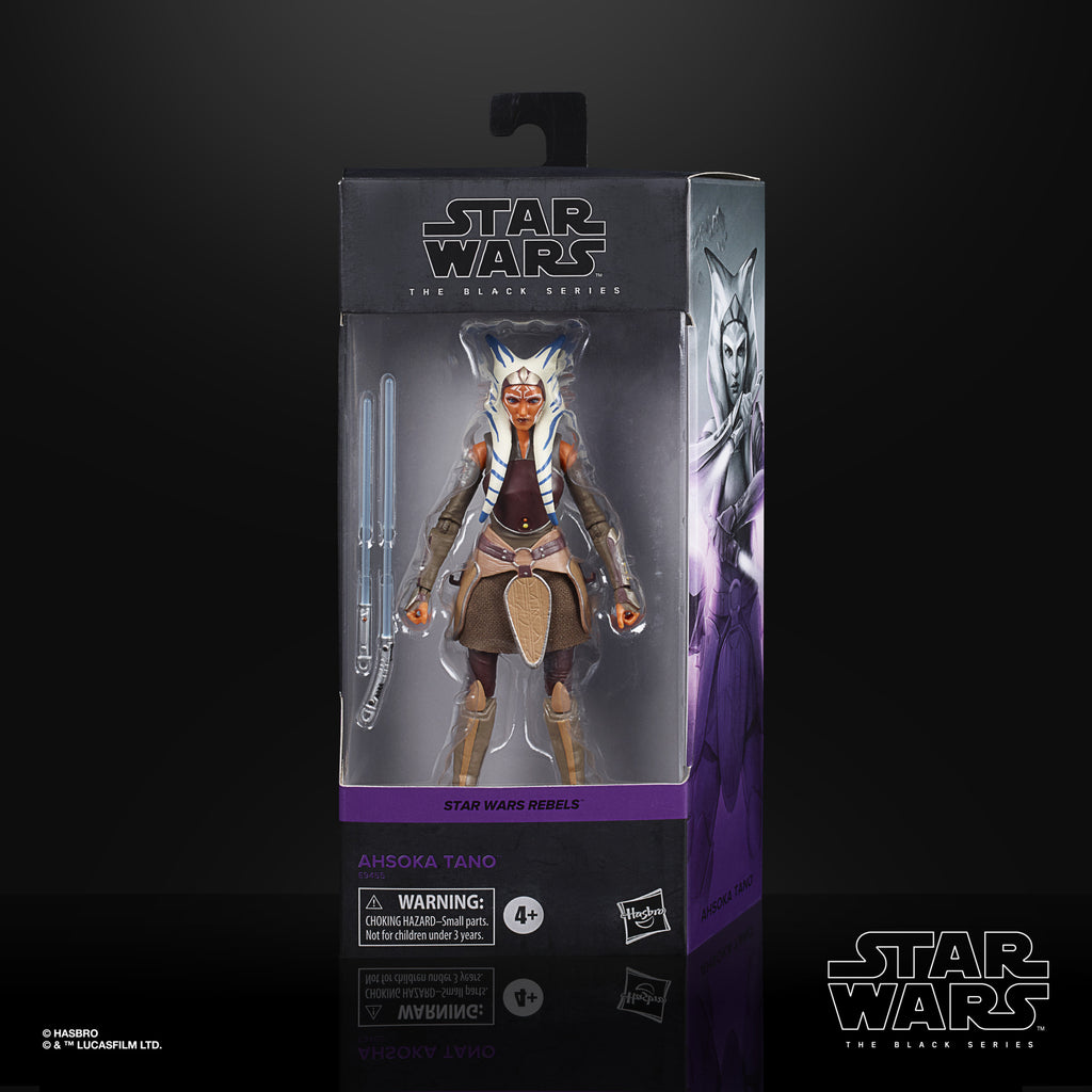 Star Wars The Black Series Ahsoka Tano Collectible Figure