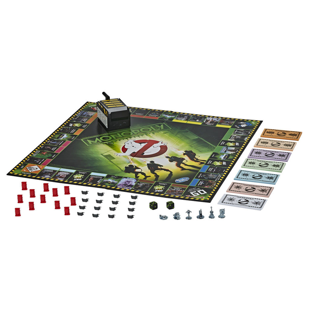 Monopoly Game: Ghostbusters Edition