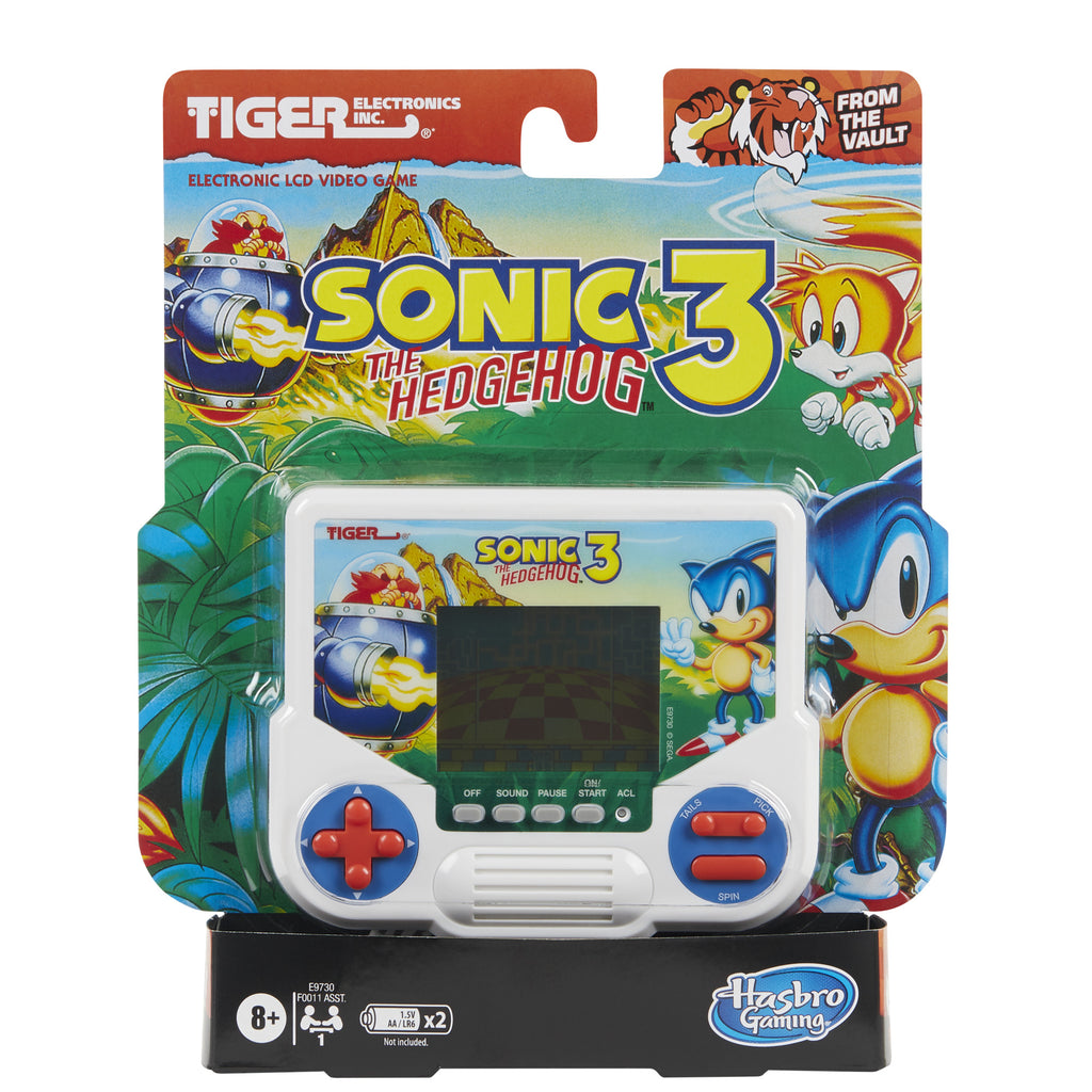 Sonic the Hedgehog 3 LCD Video Game