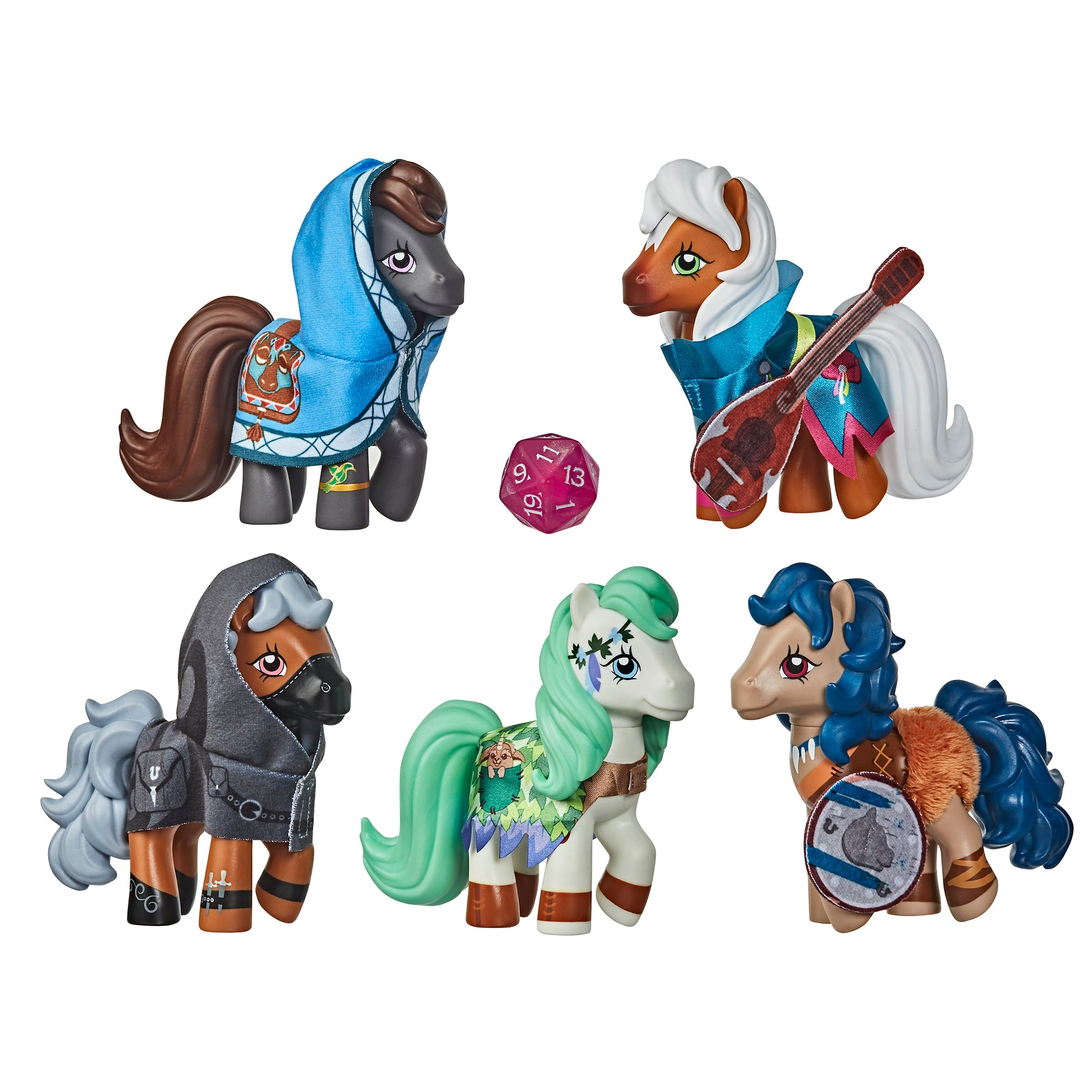 Ghostbusters-Inspired Collectible Pony Figure My Little Pony x Ghostbusters Crossover Collection Plasmane