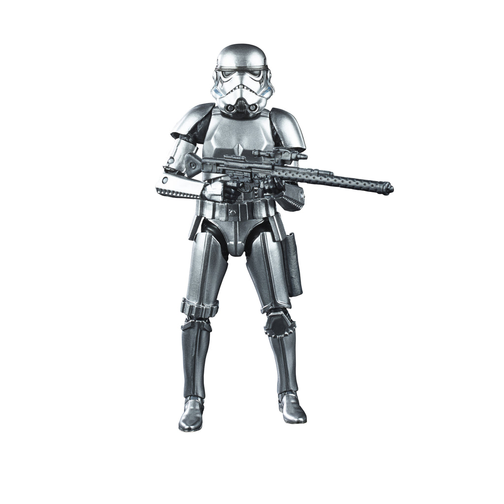 Star Wars The Black Series Carbonized Collection Stormtrooper Action Figure