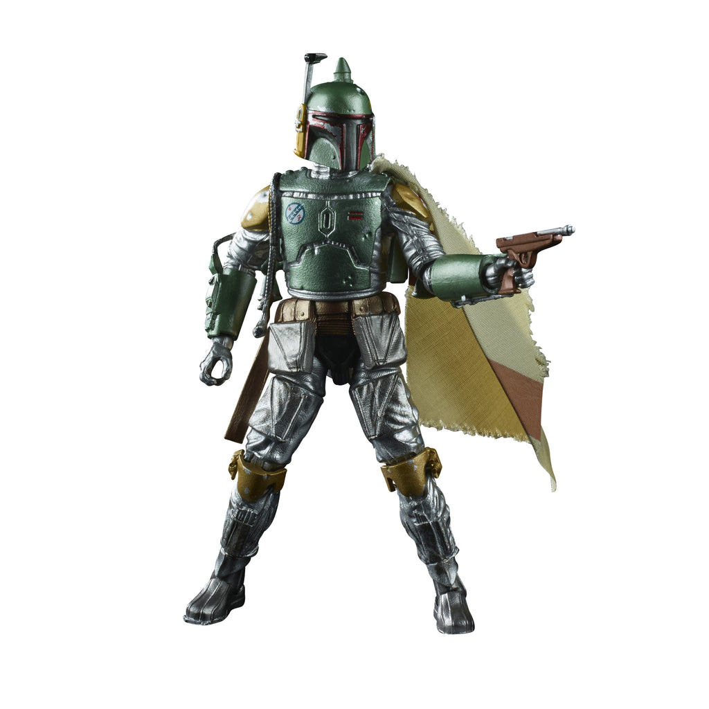 Star Wars The Black Series Carbonized Collection Boba Fett Action Figure