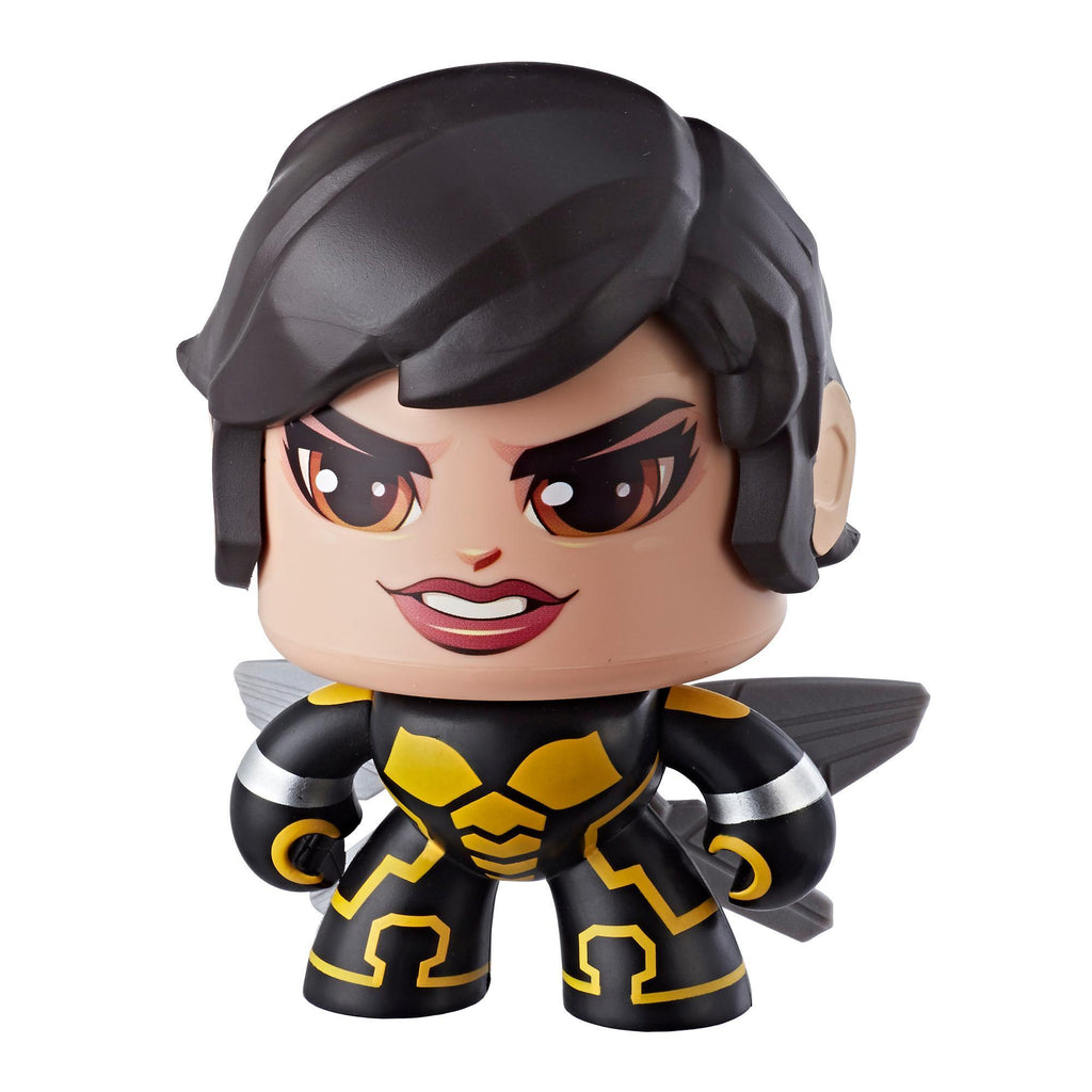 Marvel Mighty Muggs Marvel's Wasp #16 3.75-inch collectible figure with display case package