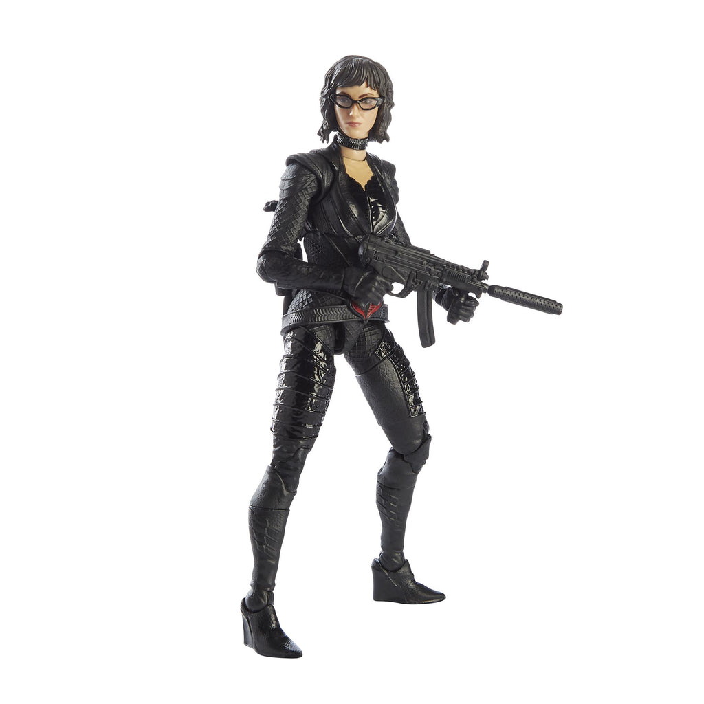 G.I. Joe Classified Series Snake Eyes: GI Joe origins Baroness Action Figure