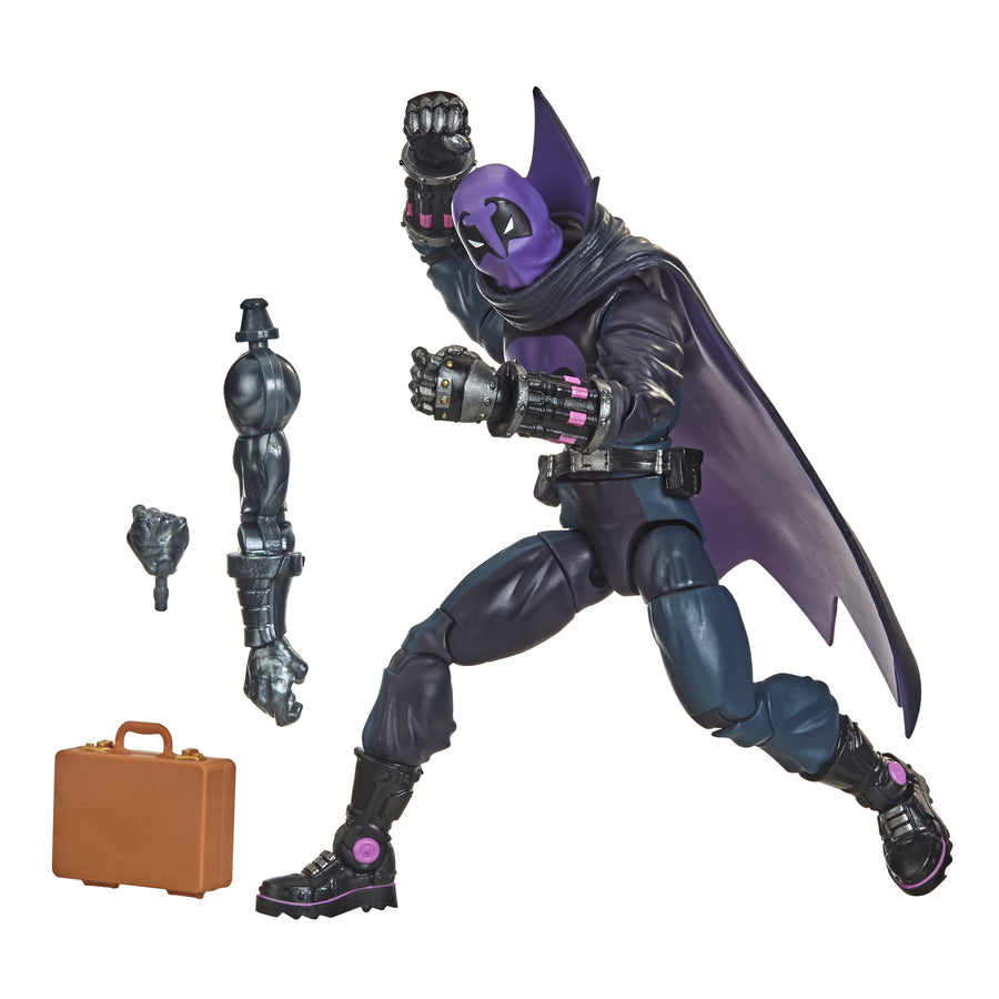 Marvel Legends Series Spider-Man: Into Spider-Verse Marvel's Prowler