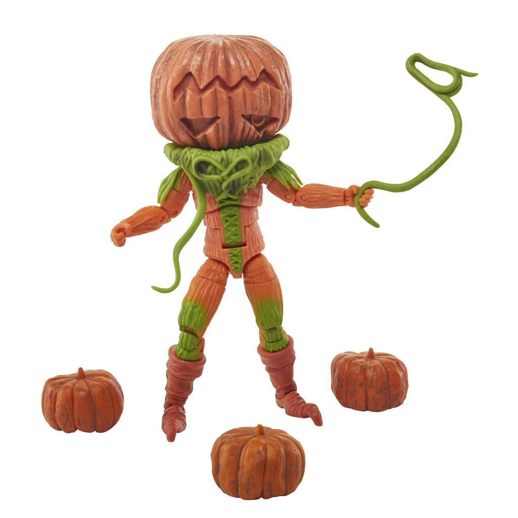 Power Rangers Lightning Collection Monsters Mighty Morphin Pumpkin Rapper