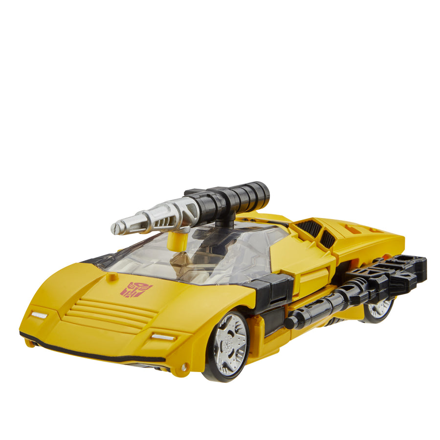 Transformers Generations Selects Deluxe WFC-GS18 Autobot Tigertrack