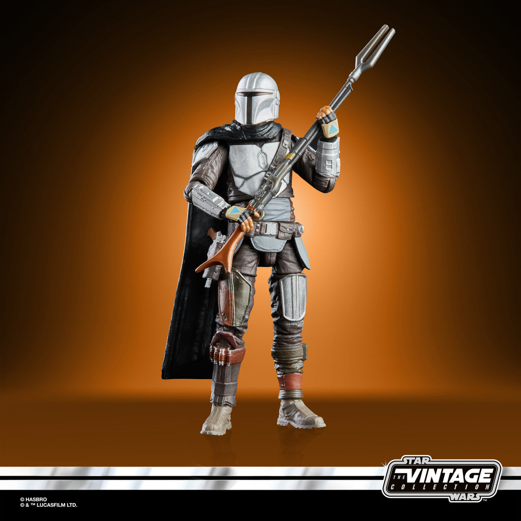 Star Wars The Vintage Collection The Mandalorian Action Figure