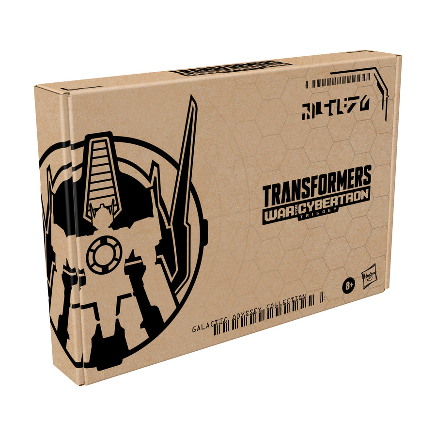 Transformers Generations War for Cybertron Galactic Odyssey Collection Micron Micromasters 6-Pack