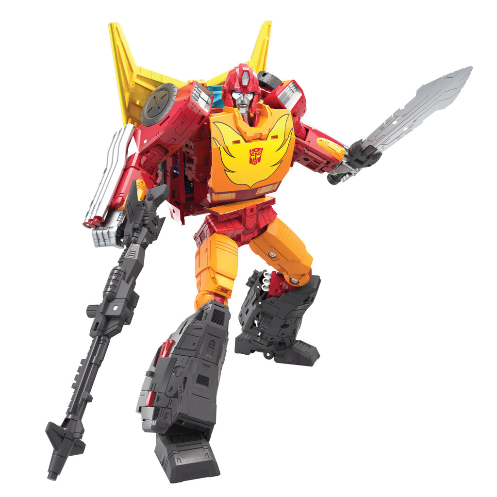 Transformers Generations War for Cybertron: Kingdom Commander WFC-K29 Rodimus Prime