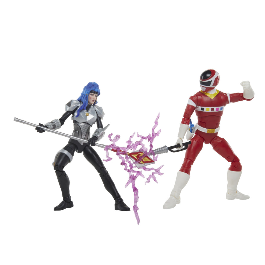 Power Rangers Lightning Collection In Space Red Ranger vs. Astronema 2-Pack
