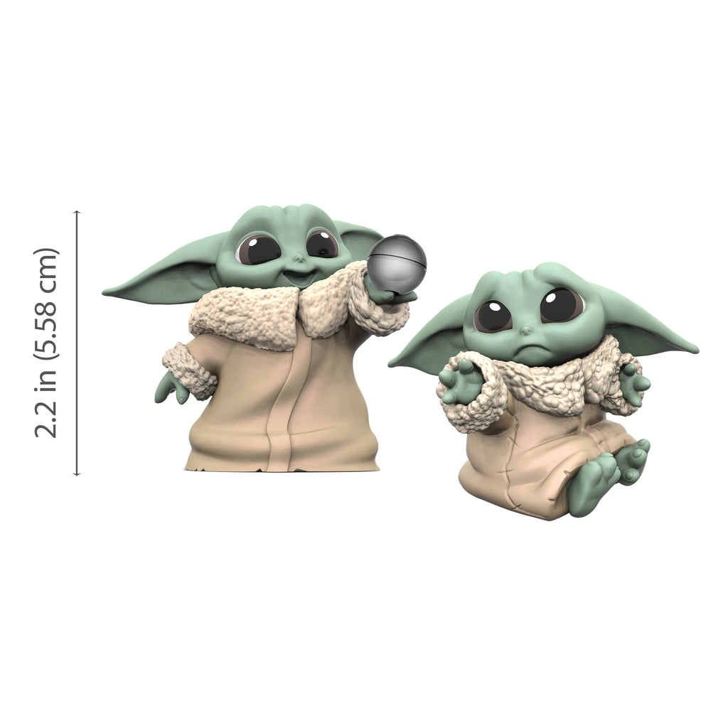 Star Wars The Bounty Collection Baby Yoda Force Moment Pose