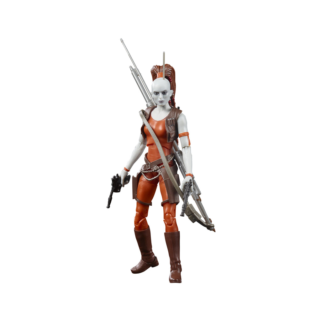 Star Wars The Black Series Aurra Sing