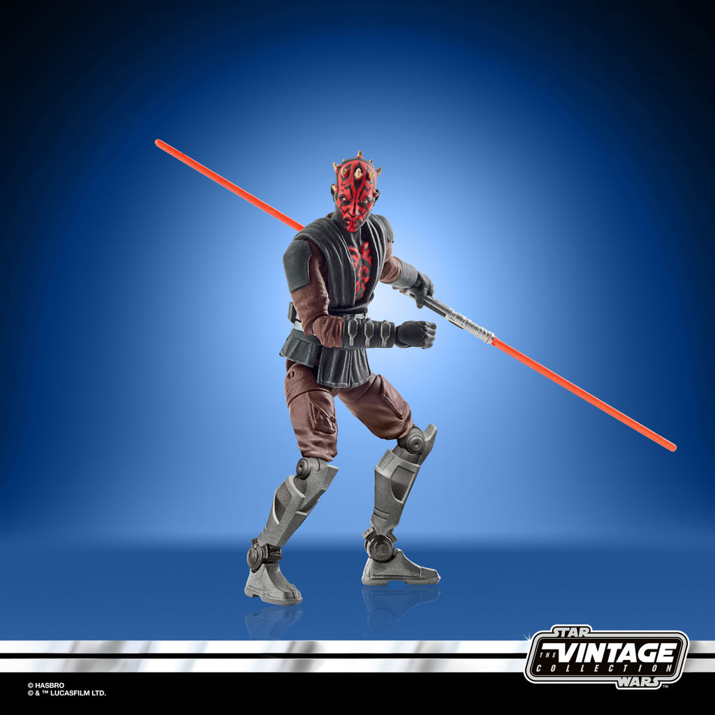 Star Wars The Vintage Collection Darth Maul (Mandalore)