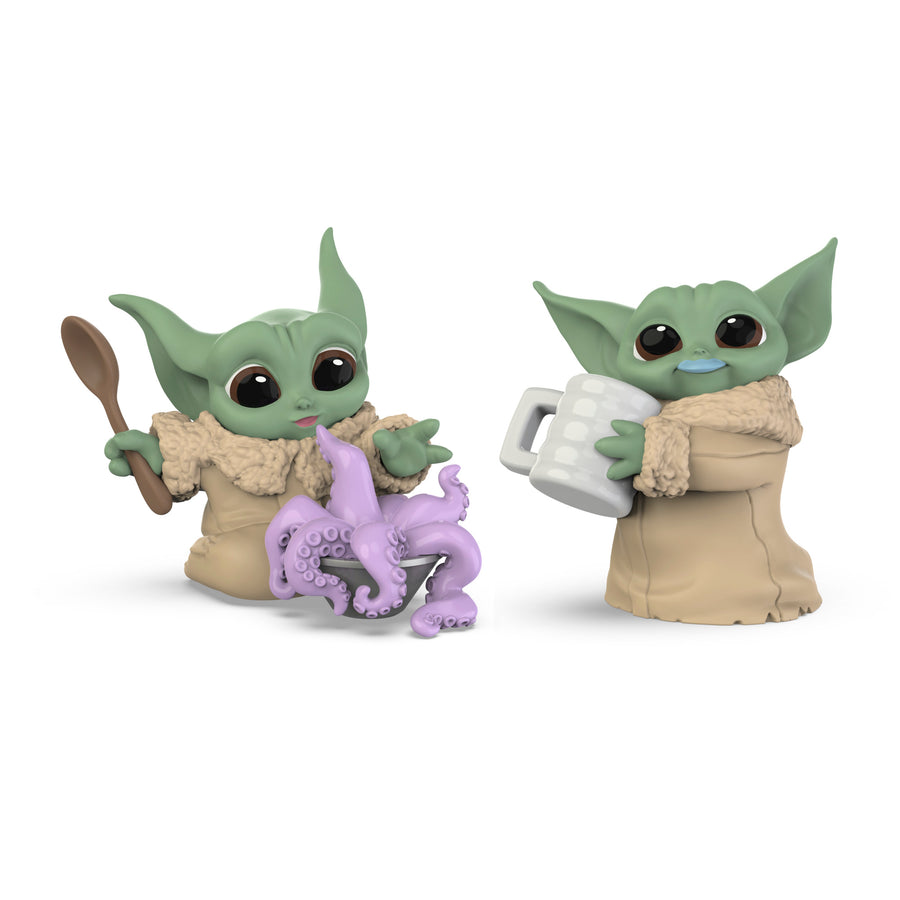 Star Wars The Bounty Collection Series 3 2-Pack: Tentacle Soup Surprise, Blue Milk Mustache Poses