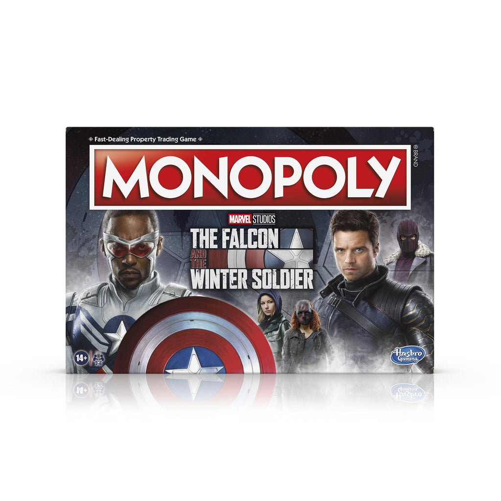 Monopoly: Marvel Studios The Falcon and the Winter Soldier Edition