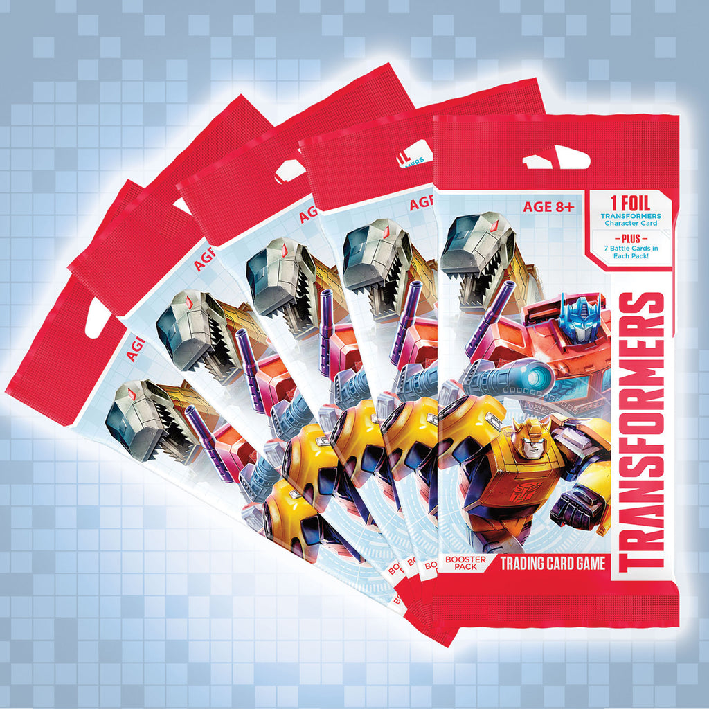 Transformers TCG Booster 5 Pack