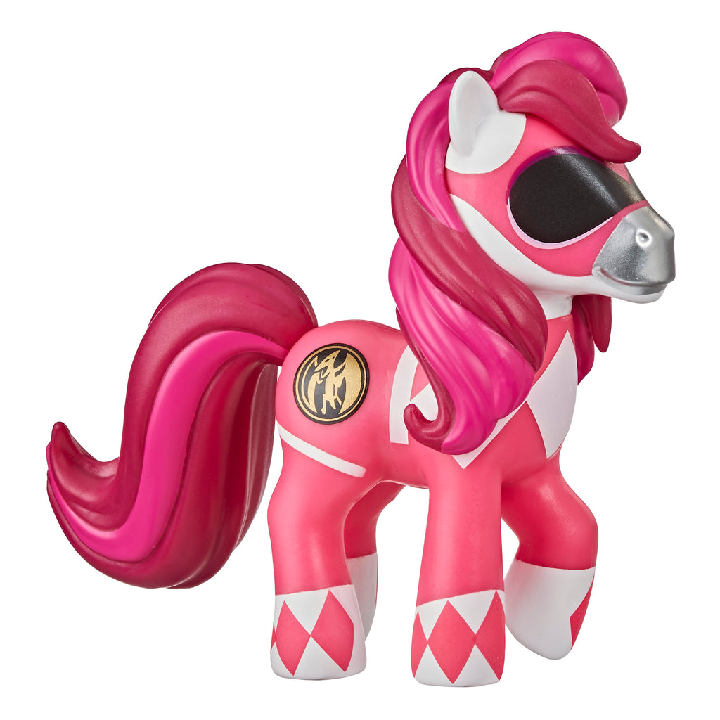 My Little Pony Crossover Collection Power Rangers Morphin Pink Pony
