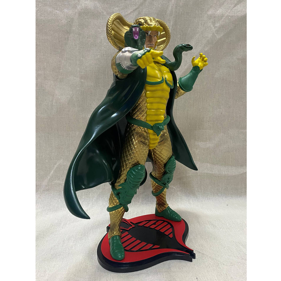 GI Joe Serpentor By PCS Collectibles