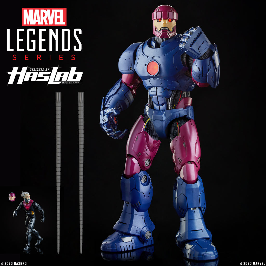 X-Men Legends Marvel's Sentinel