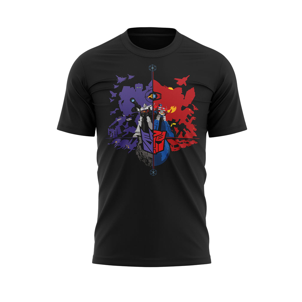 Transformers: Til All Are One T-Shirt By rozilla74 (Hasbro Pulse Exclusive)
