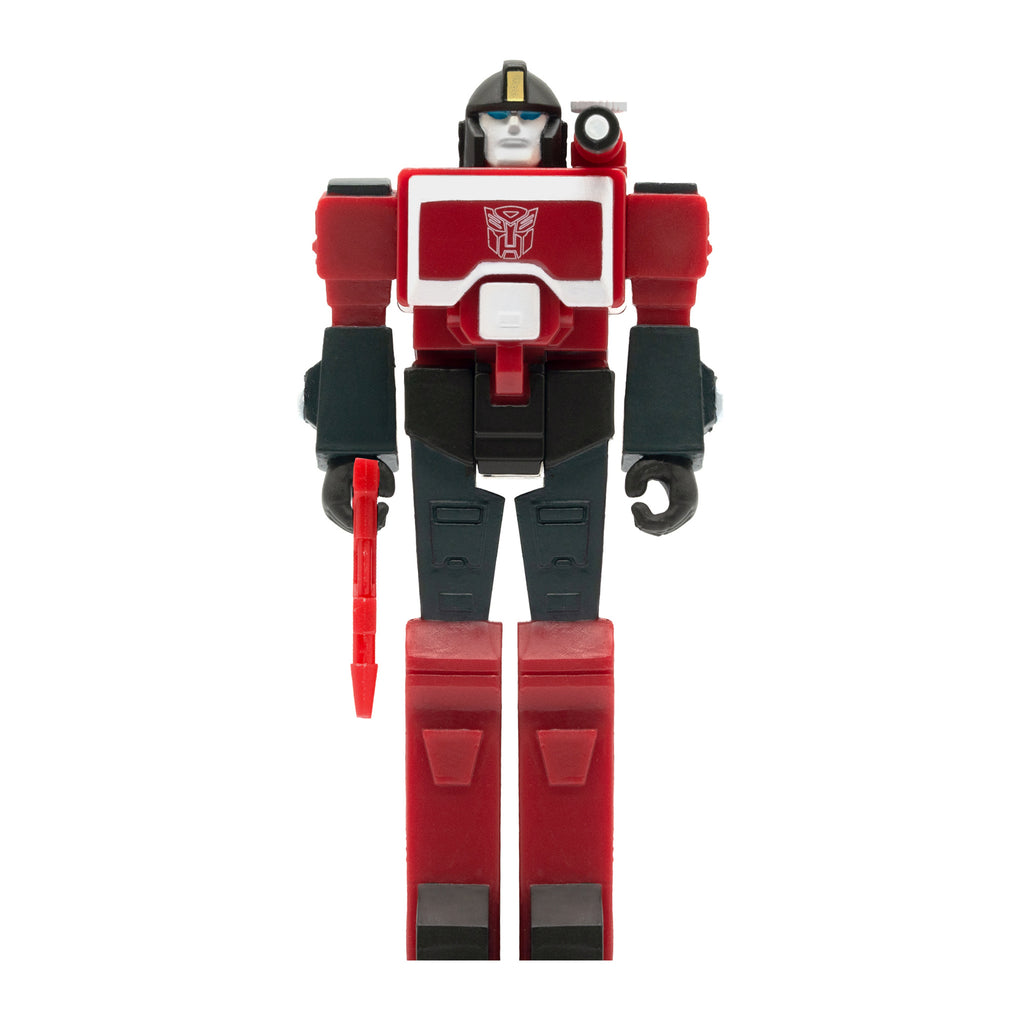 Transformers ReAction Perceptor Figure by Super7