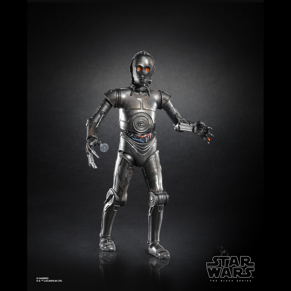 Star Wars The Black Series 0-0-0 (Triple Zero) Figure