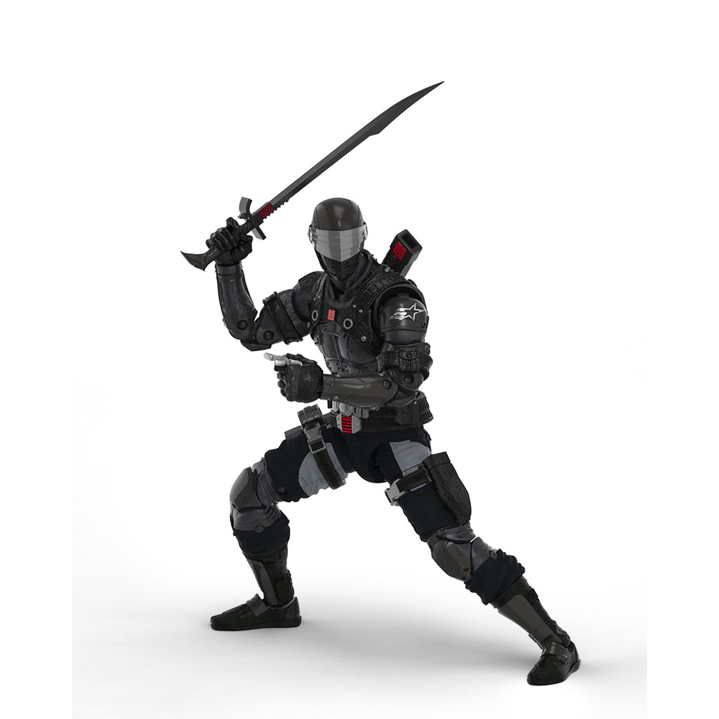 Fortnite G.I. Joe Collab Snake Eyes: Zero Point Edition