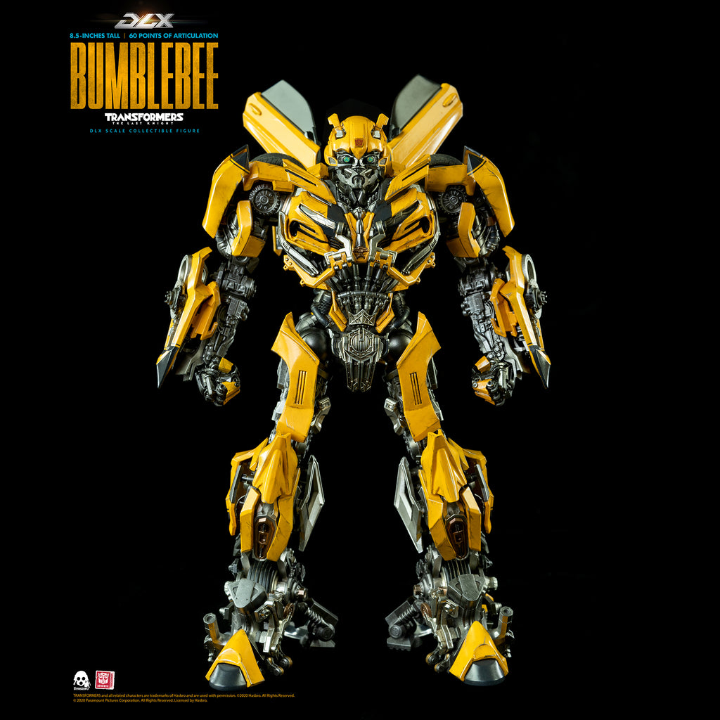 Transformers: The Last Knight DLX Bumblebee By Threezero