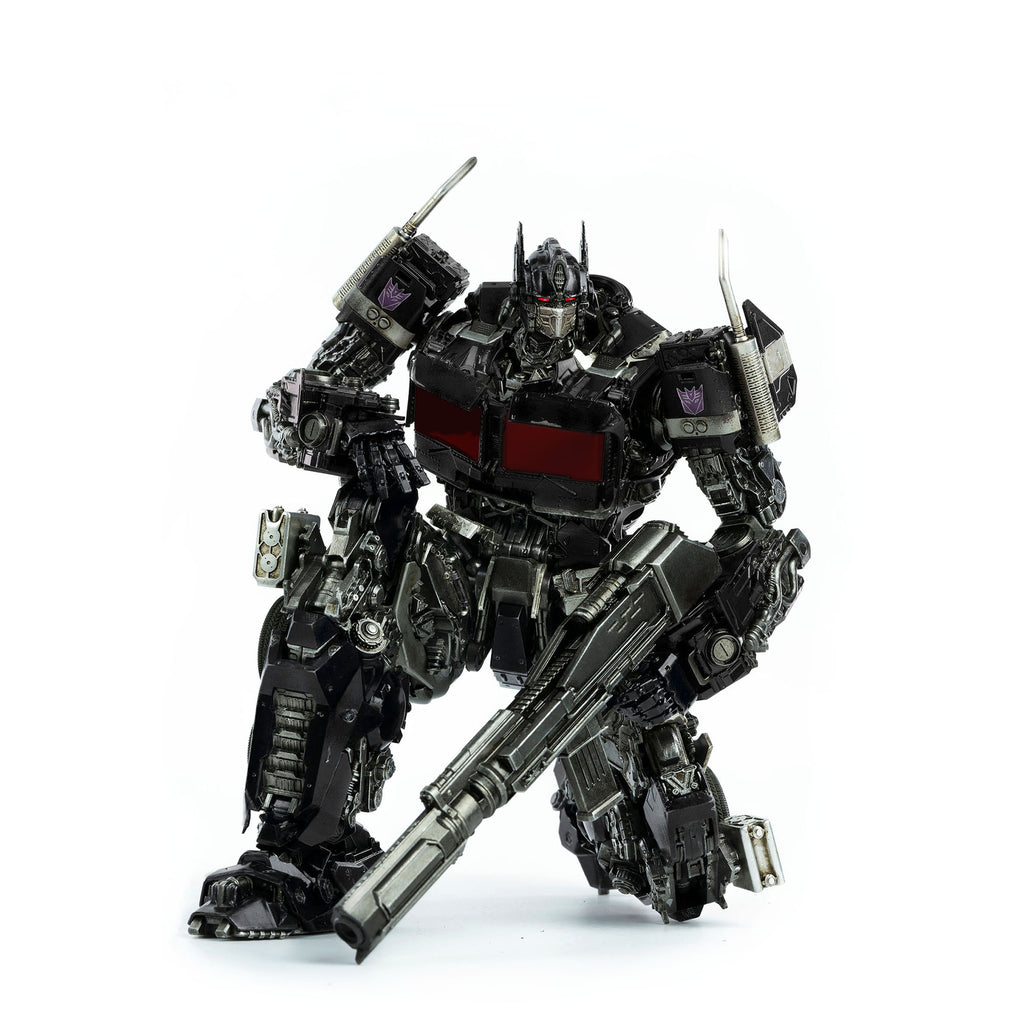 Nemesis Prime DLX Scale Collectible Figure (Limited Edition) By 3A/Threezero