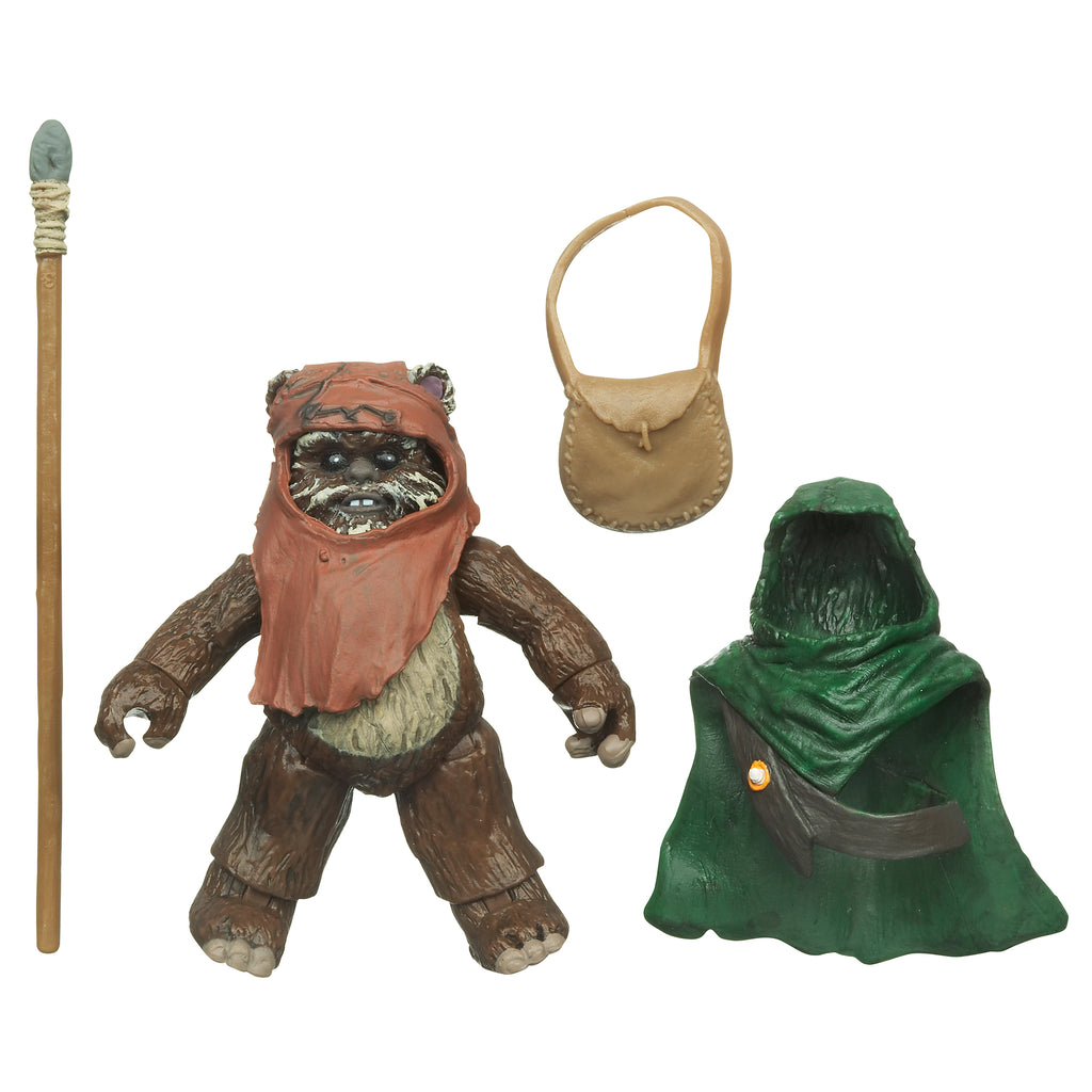 Star Wars The Vintage Collection Wicket Figure