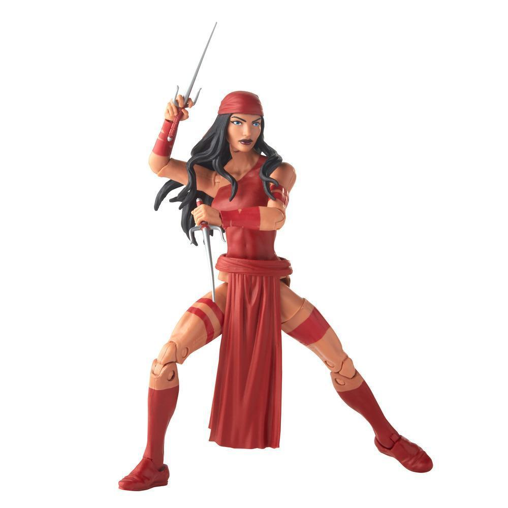 Spider-Man Marvel Legends Series Elektra Figure