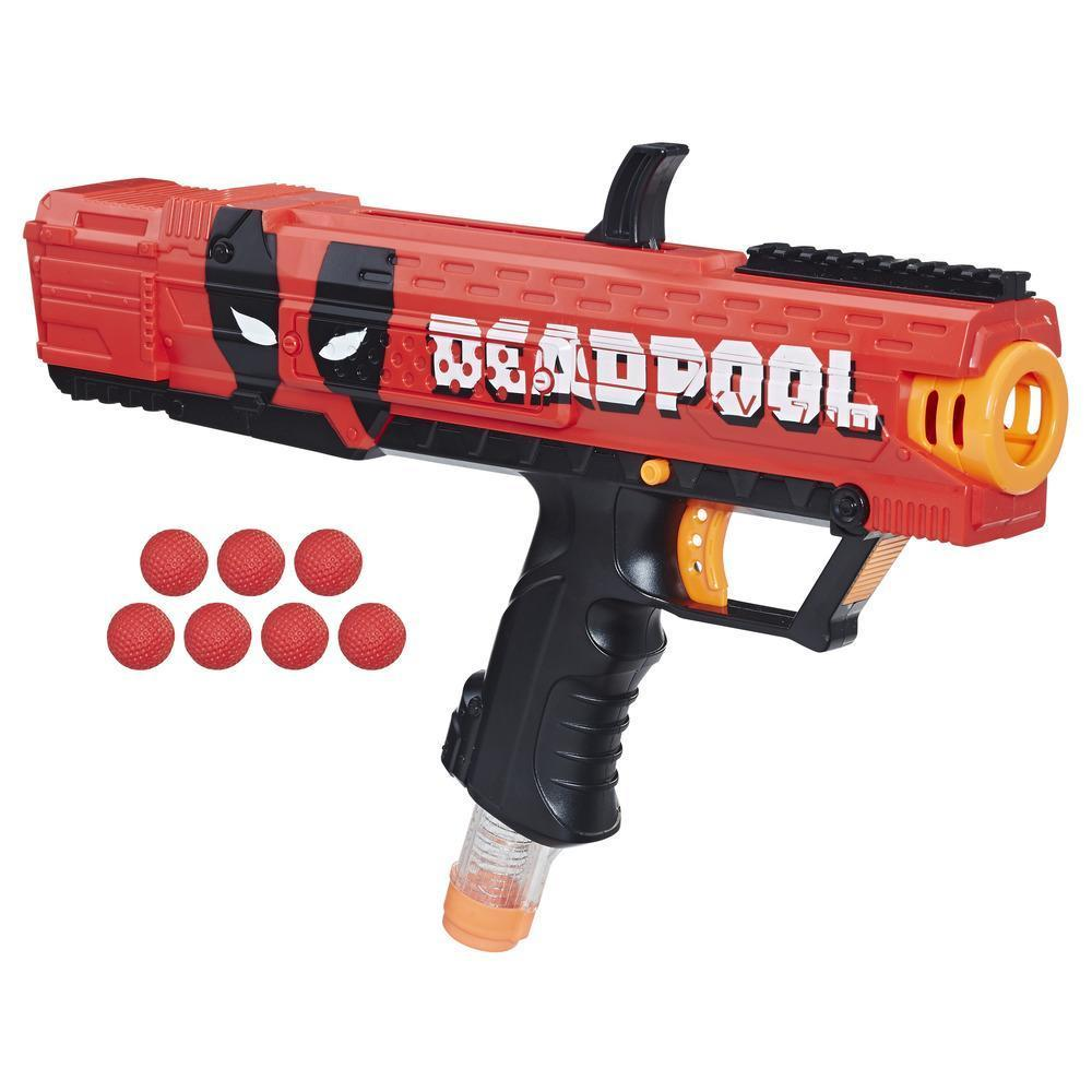 Nerf Rival Deadpool Apollo XV-700 Blaster