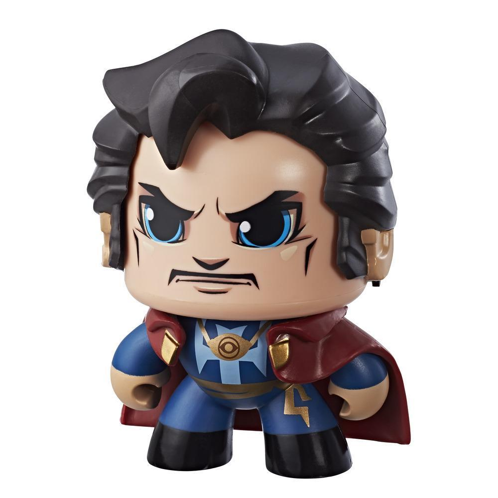 Marvel Mighty Muggs Dr. Strange #9 3.75-inch collectible figure with display case package