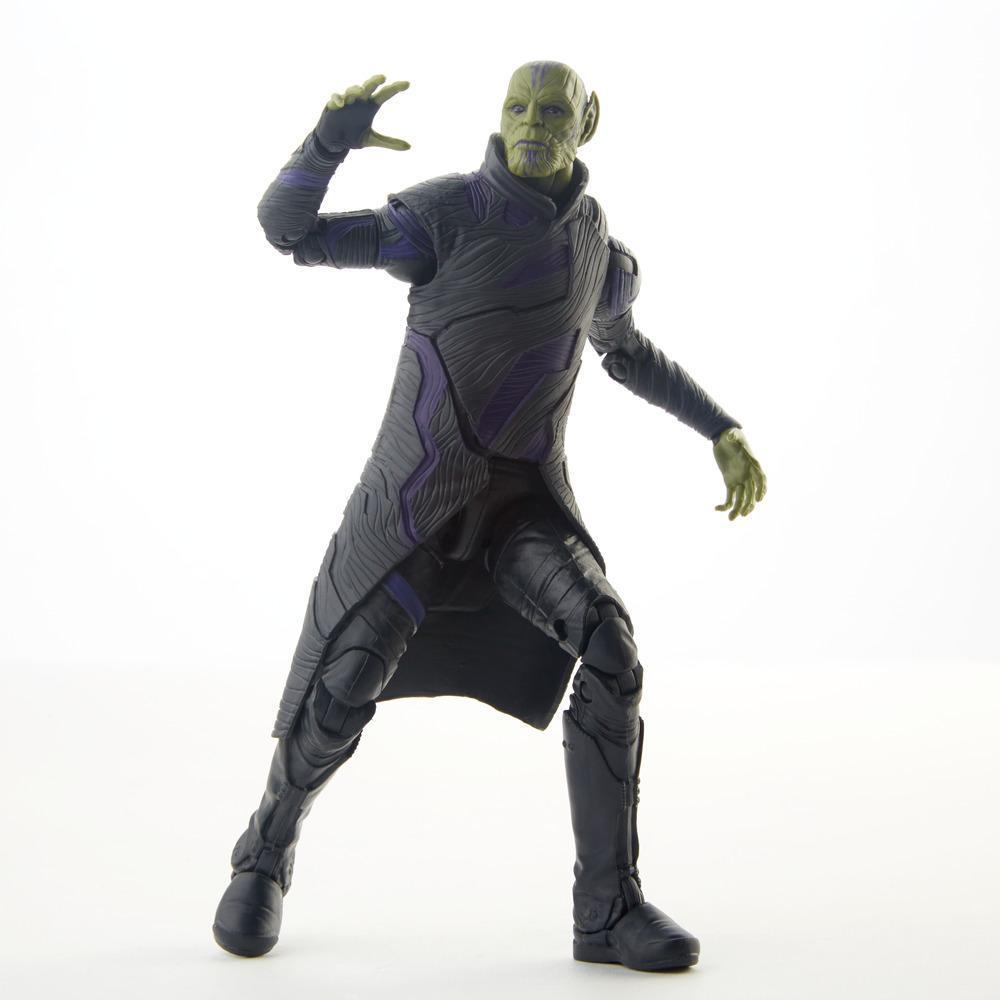 Marvel Legends Series Captain Marvel Talos Skrull Figure
