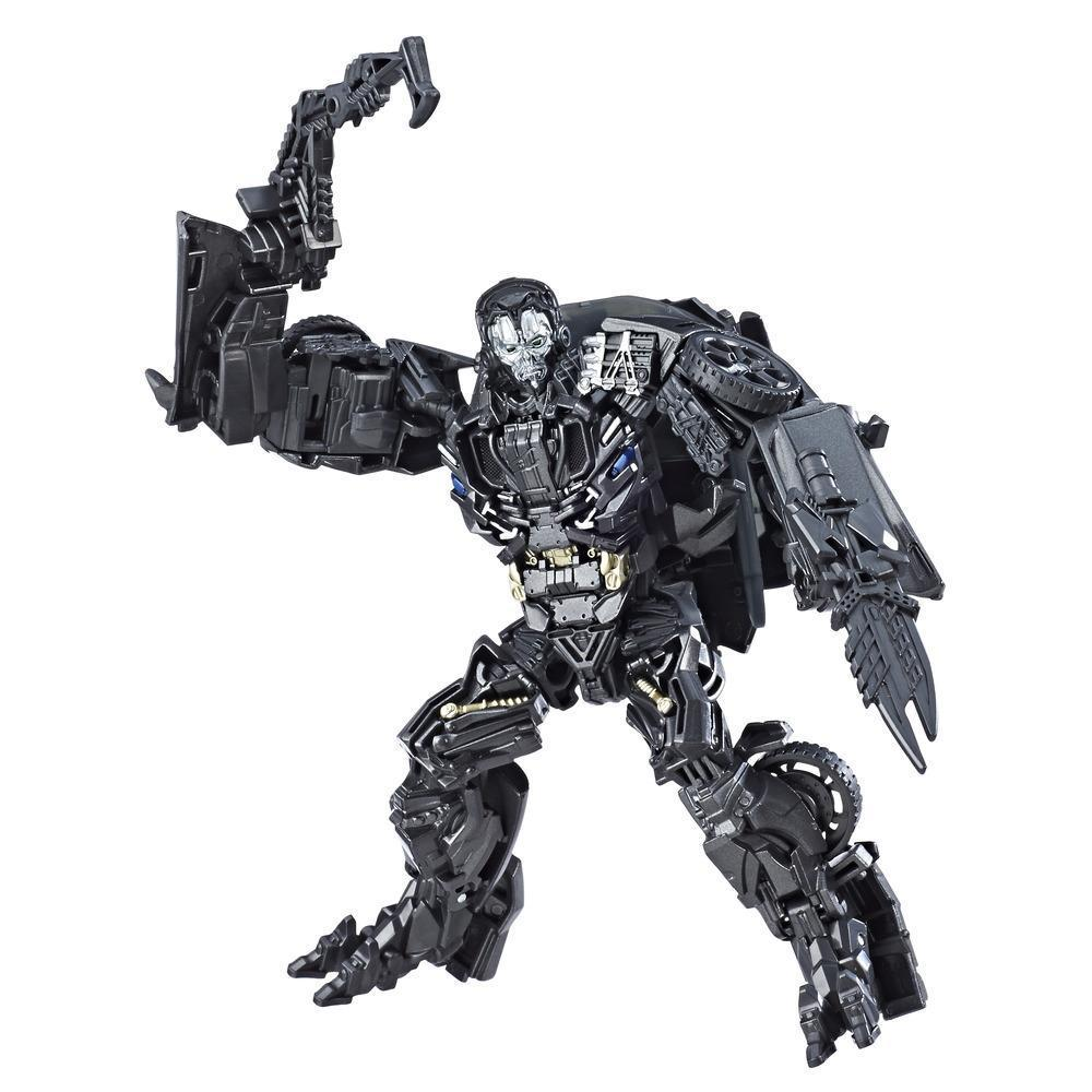 Transformers Studio Series 11 Deluxe Class Movie 4 Lockdown Figure Robot Mode